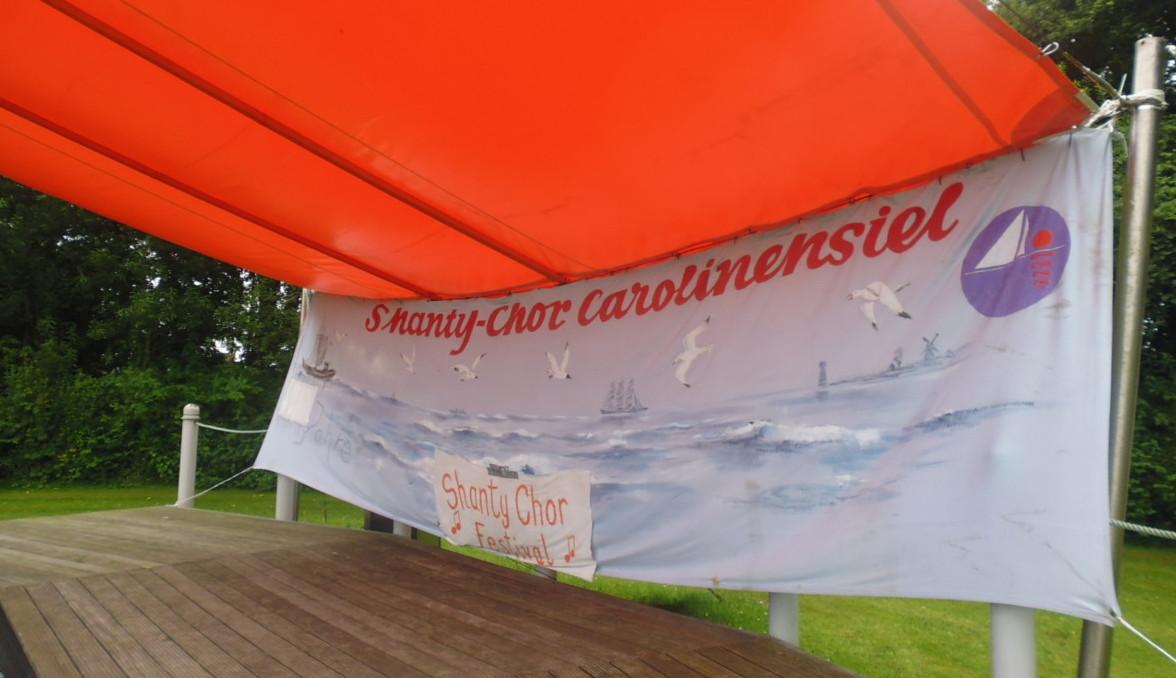 9. Shanty-Chor-Festival  Samstag, 9. Juli 2016 – 11:00