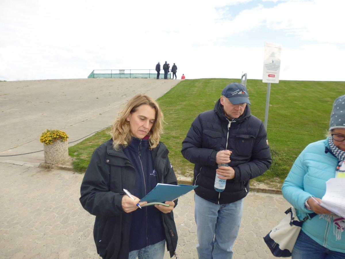 Marcus Harazim und Claudia Schmidt