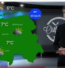 Wettervideo für Montag – Mittwoch