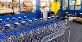 Einkaufshilfe in der Krise