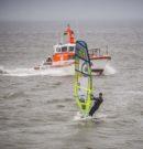 Seenotretter bitten um Unterstützung durch Wind- und Kitesurfer