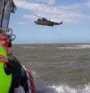 Zwei Jollensegler aus Seenot gerettet