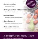 So schmeckt die Wattenmeer-Region: 3. Biosphären-Menü-Tage