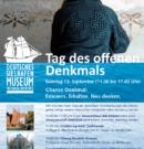 Tag des offenen Denkmals am Deutschen Sielhafenmuseum