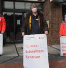 DRK und Landkreis starten Schnelltest-Zentrum am Donnerstag in Wittmund